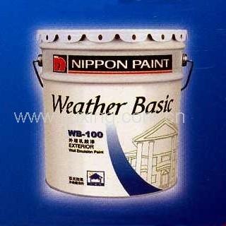 wb-100 [点击放大]  产品名称 wb-100 品牌商标 【立邦漆业】 产地