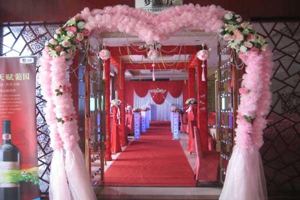 蒙城婚庆-婚礼场景